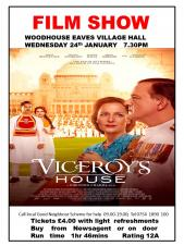 The Viceroy's House film show
