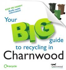 Recycling in Charnwood - guide