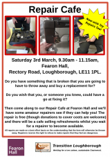 Repair Cafe - fix broken devices