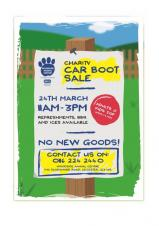 RSPCA Car Boot Sale