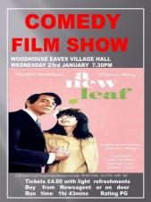 Comedy Film Show - A new leaf [ideal for January!]