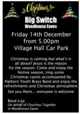 Big Switch On with Hathern Youth Band