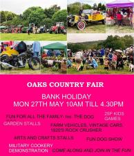 Oaks in Charnwood country fair