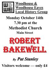 Robert Bakewell from Dishley