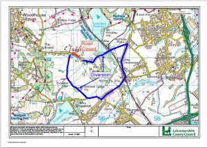 Press Release - Temporary Closure of Main Street, Swithland