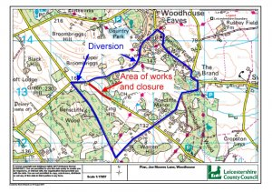 Road closure 11 Aug Joe Moore's Lane
