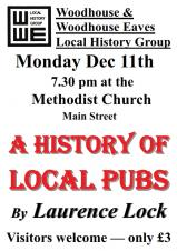 Local History - Leicestershire pubs