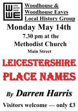 Leicestershire Place Names