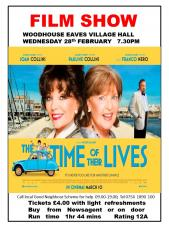 Film show - The time of their lives